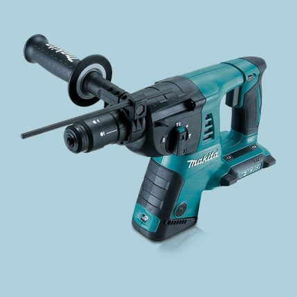 Toptopdeal Makita DHR264ZJ 36V SDS+ Rotary Hammer Drill Body Quick Change Chuck With Case 2