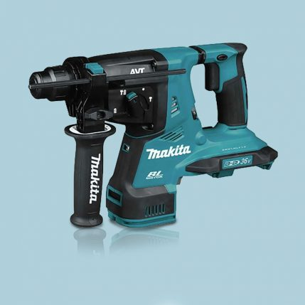 Toptopdeal Makita DHR280ZJ 36V Brushless SDS+ Rotary Hammer Drill Body With Case