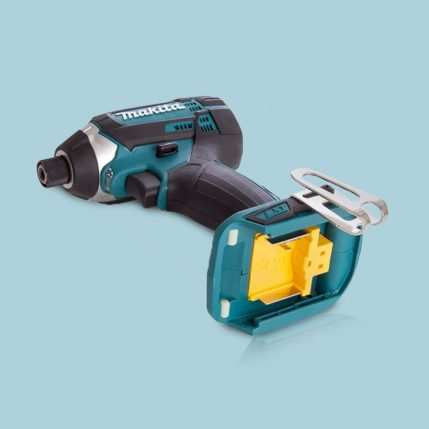 Toptopdeal Makita DLX2131MJ1 18v Twin Pack Combi Drill & Impact Driver With 3 x 4.Ah Batteries & Charger 4
