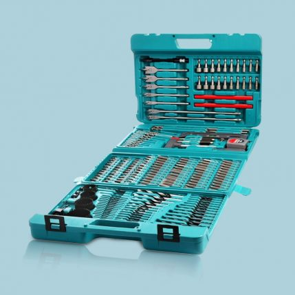 Toptopdeal Makita P-44046 216 Piece Complete Power Tool Drill Driver And Bit Set
