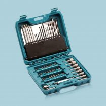 Toptopdeal Makita P-90358 60 Piece Drill & Bits PRO Power Tools Accessory Sets