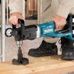 Toptopdeal-co-uk MAKITA DDA460ZK TWIN 18V LXT CORDLESS ANGLE DRILL BODY ONLY 1