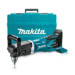Toptopdeal-co-uk MAKITA DDA460ZK TWIN 18V LXT CORDLESS ANGLE DRILL BODY ONLY