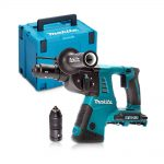 Toptopdeal-co-uk Makita DHR264ZJ 36V SDS+ Rotary Hammer Drill Body Quick Change Chuck With Case