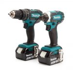 Toptopdeal-co-uk Makita DLX2131MJ1 18v Twin Pack Combi Drill & Impact Driver With 3 X 4 Ah Batteries & Charger 5