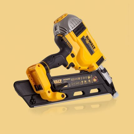 Toptopdeal Dewalt DCK264P2 18V Brushless Nailer Twin Pack With 2 X 5.0Ah Batteries & Charger In Case 2