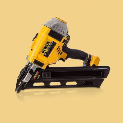 Toptopdeal Dewalt DCK264P2 18V Brushless Nailer Twin Pack With 2 X 5.0Ah Batteries & Charger In Case 3