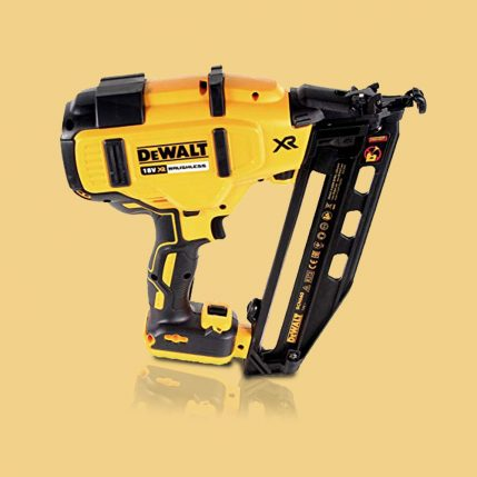 Toptopdeal Dewalt DCK264P2 18V Brushless Nailer Twin Pack With 2 X 5.0Ah Batteries & Charger In Case 5