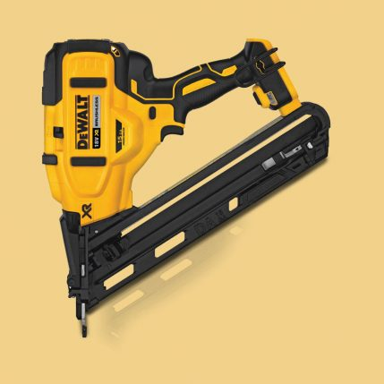 Toptopdeal Dewalt DCK264P2 18V Brushless Nailer Twin Pack With 2 X 5.0Ah Batteries & Charger In Case 6