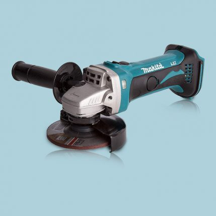 toptopdeal Makita DGA452Z 18V LXT Li Ion Cordless 115mm Angle Grinder Body Only