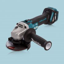 toptopdeal Makita DGA463Z 18V LXT Cordless Brushless 115mm Angle Grinder Body Only