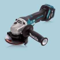 toptopdeal Makita DGA467Z 18V LXT Cordless Brushless 115mm Angle Grinder Body Only
