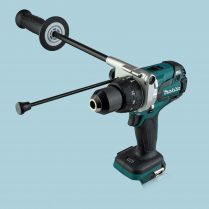 toptopdeal Makita DHP481Z 18V LXT Cordless Brushless Combi Hammer Drill Driver Body Only