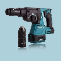 toptopdeal Makita DHR243Z 18V LXT SDS Brushless 24mm Rotary Hammer Drill Body Only