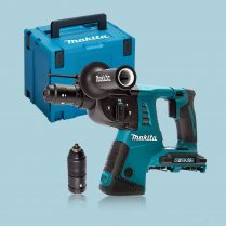 toptopdeal Makita DHR264ZJ 36V SDS+ Rotary Hammer Drill Body Quick Change Chuck With Case