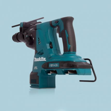 Toptopdeal Makita DHR280ZJ 36V Brushless SDS+ Rotary Hammer Drill Body With Case 2