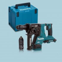 toptopdeal Makita DHR281ZJ 36V Brushless SDS Rotary Hammer Drill Body With Quick Change Chuck In Case