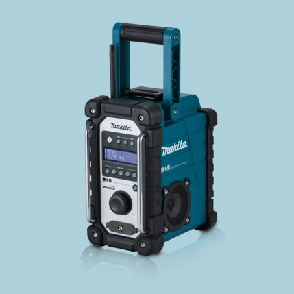 toptopdeal Makita DMR109 10 8 18V LXT CXT Li Ion Job Site Blue Radio Body Only