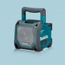 toptopdeal Makita DMR202 10 8 18V Job Site Speaker With Bluetooth Body Only