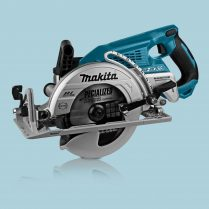 toptopdeal Makita DRS780Z 36V LXT Cordless Brushless 185mm Circular Saw Body Only