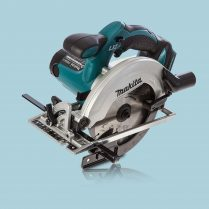 toptopdeal Makita DSS611Z 18V Li-Ion 165mm Cordless Circular Saw Body Only