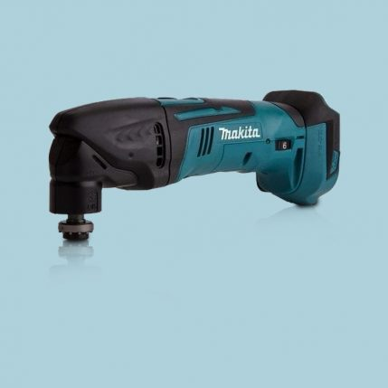 toptopdeal Makita DTM51Z 18V LXT Li Ion Oscillating Multi Tool Cutter Body Only