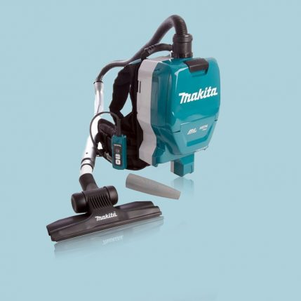 toptopdeal Makita DVC261ZX11 36V LXT Backpack Vacuum Cleaner Body Only