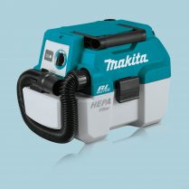toptopdeal Makita DVC750LZ 18V LXT Brushless L Class Vacuum Cleaner Body Only