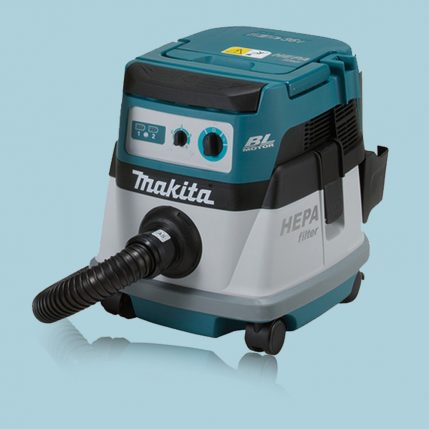 toptopdeal Makita DVC863LZ 36V LXT Brushless L Class Dust Extractor Body Only