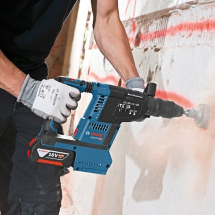 Toptopdeal Bosch GBH 18V-26 F SDS+ Brushless Rotary Hammer Drill Body Only In L-Boxx 0611909001