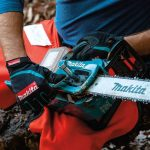 Toptopdeal Makita DUC355Z 36V LXT Cordless Brushless 350mm Chainsaw Body Only 3
