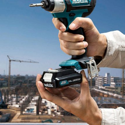 toptopdeal makita td110dz 10 8v cxt brushless combi drill body only 2