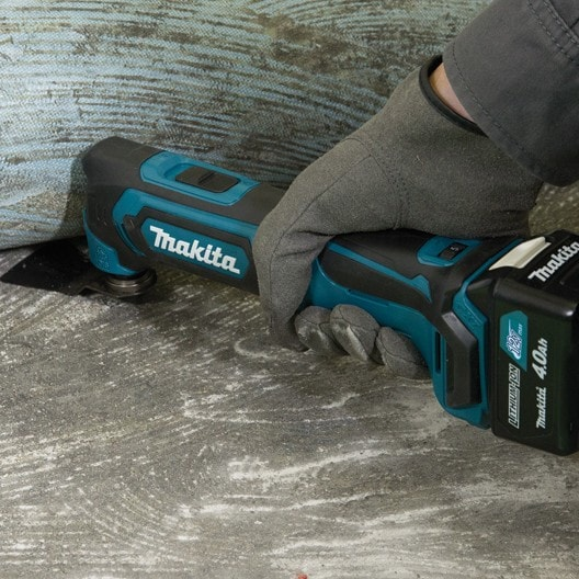 Toptopdeal Toptopdeal Makita TM30DZ 10.8V CXT Li-Ion Cordless Multi Tool Body Only 1