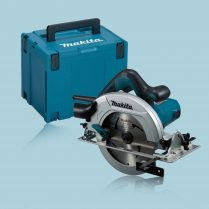 Makita HS7601J 190mm Circular Saw 1200W With MAKPAC Carry Case 240V