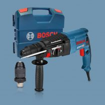 Toptopdeal Bosch GBH 2 26 F 110V Professional SDS Plus Rotary Hammer 06112A4060