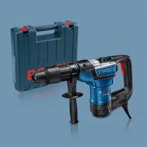 Toptopdeal Bosch GBH 5 40 D 110V 5Kg 1100W SDS Max Combi Hammer In Carry Case 0611269060