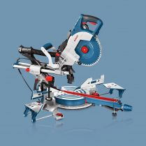 Toptopdeal-Bosch GCM 8 SDE 240V 8 Double Bevel Sliding Mitre Saw 0601B19270