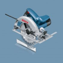 Toptopdeal Bosch GKS190 190mm Hand Held Circular Saw & Carry Case 0601623070 240V