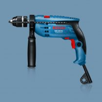 Toptopdeal-Bosch GSB1600RE 110V 1-Speed Impact Drill With Carry Case 0601218162