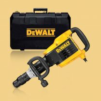 Toptopdeal DeWalt D25899K 110V SDS Max Breaker Demolition Hammer Drill