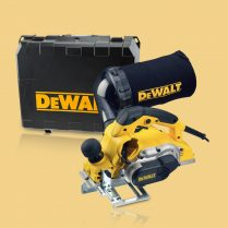 Toptopdeal Dewalt D26500K 1050W Planer In Kit Box 240V