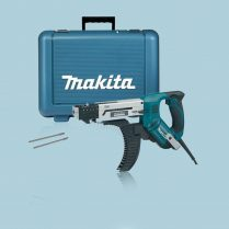 Toptopdeal Makita 6843 110V 55mm Auto Feed Screwdriver With Carry Case