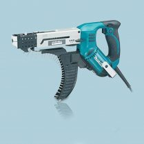 Toptopdeal Makita 6843 55mm Auto Feed Screwdriver With Carry Case 240V