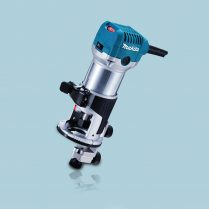 Toptopdeal Makita RT0700CX4 1 4 Router Laminate Trimmer With Trimmer Guide 110V