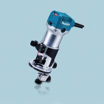 Toptopdeal Makita RT0700CX4 1 4 Router Laminate Trimmer With Trimmer Guide 240V