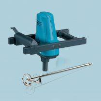 Toptopdeal Makita UT1200 2 240V Paddle Mixer Up To 30Kg With Mixing Paddle