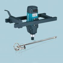 Toptopdeal Makita UT1400 2 240V Paddle Mixer Up To 50Kg With Mixing Paddle