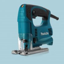 toptopdeal Makita 4329 Orbital Action Professional Variable-Speed Jigsaw 240V