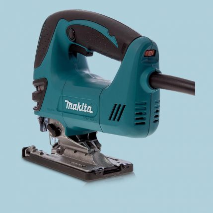 toptopdeal Makita 4350FCT Orbital Action Jigsaw 110V With Free 5 Jigsaw Blades 3