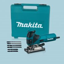 toptopdeal Makita 4351FCT Orbital Action Jigsaw Tool Blade Fixing Job Light 110V